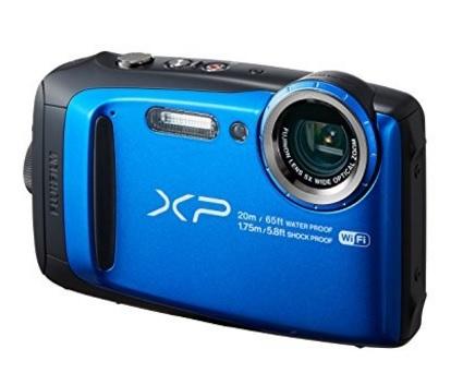 Fujifilm Finepix Fotocamera Digitale Sensore Cmos Xp120