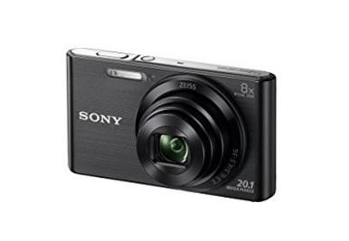 Fotocamera digitale compatta sensore super sony