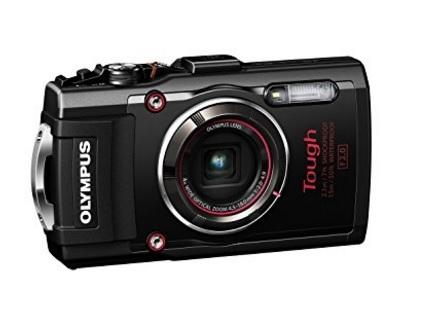 Fotocamera digitale olympus impermeabile hd