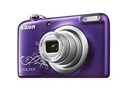 Fotocamera nikon a10 compatta
