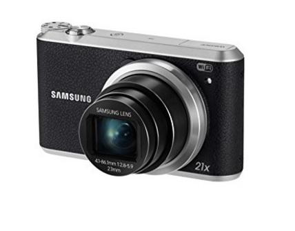 Fotocamera Compatta E Con Sensore Super Samsung