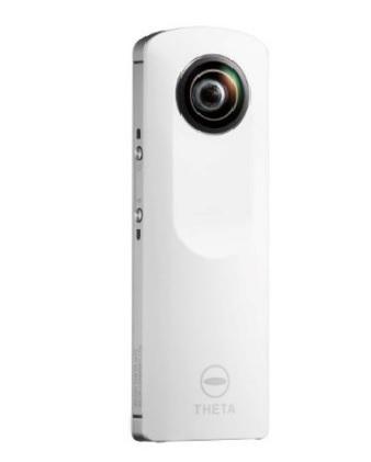 Fotocamera ricoh theta 360° digitale full hd
