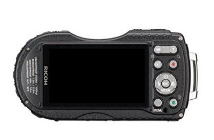 Fotocamera Compatta Ricoh Con Risoluzione Alta Qualità