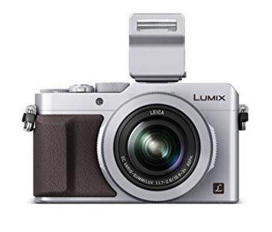 Leica Digital Cameras Black Silver