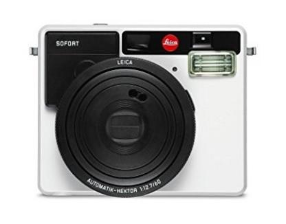 Fotocamera Istantanea Leica Sofort White
