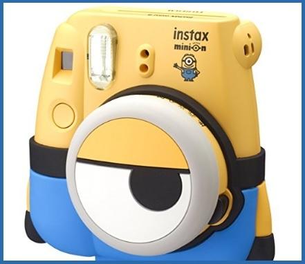 Polaroid minions
