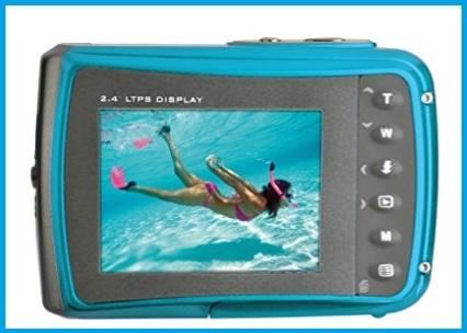 Fotocamera Subacquea Digitale Bambini
