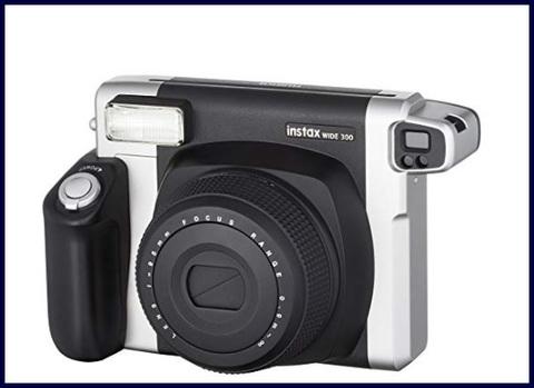 Fotocamera istantanea con display fujifilm