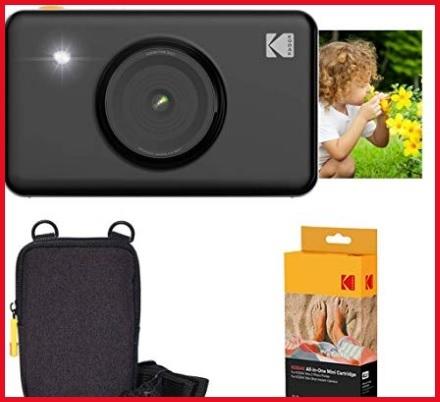 Fotocamera Istantanea Kodak Con Accessori