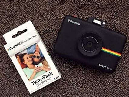 Fotocamera Istantanea Polaroid Snap Touch