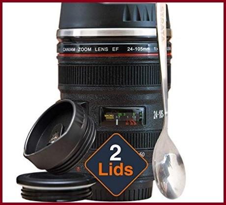 Fotografo regalo tazza