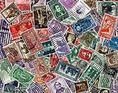 Francobolli italiani da collezione