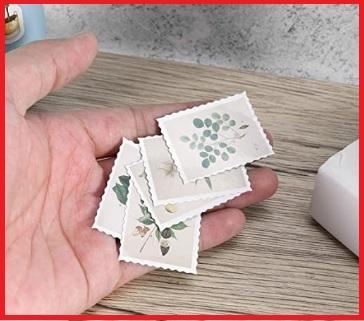 Francobolli adesivi decorativi