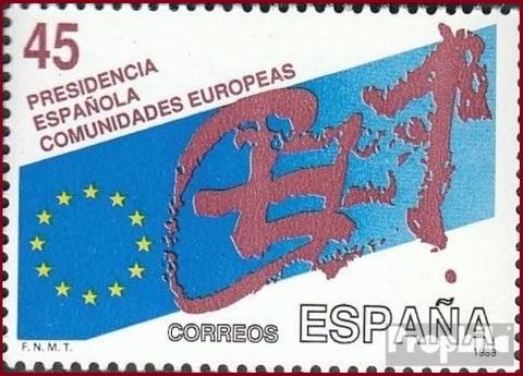 Francobolli europei spagna