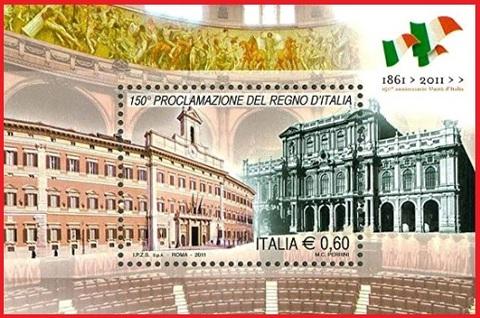 Francobolli Italia Foglietti