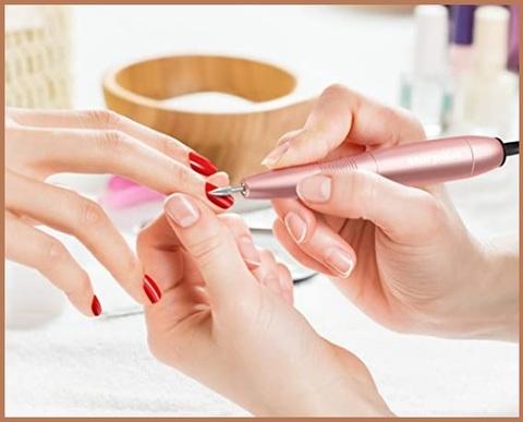 Manicure elettrico cuticole