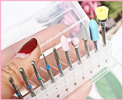 Punte Per Fresa Manicure