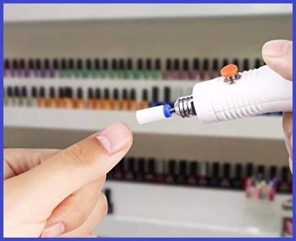 Fresa per unghie professionale