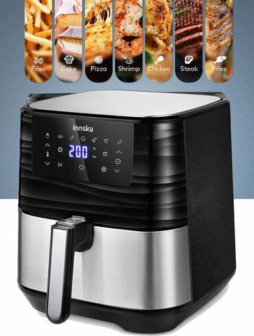 Innsky 5.5l friggitrice ad aria