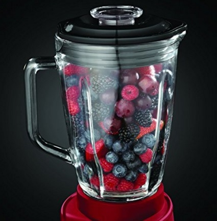 Frullatore russell hobbs con bicchiere in vetro