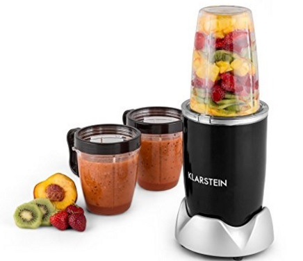 Frullatore Smoothie Maker Klarstein Lame Intercambiabili