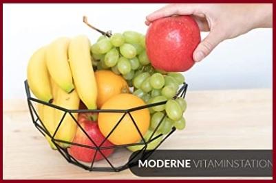 Fruttiere da tavolo decorativo