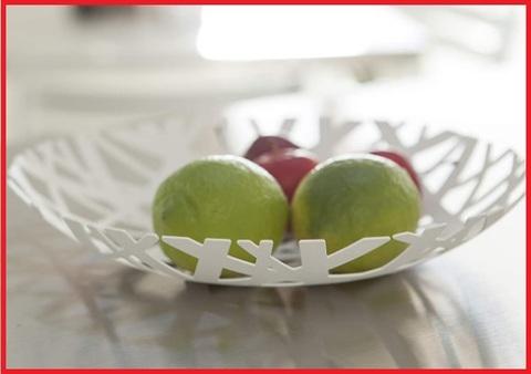 Fruttiera centrotavola ceramica