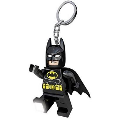 Portachiavi Con Torcia Di Batman Lego Dc