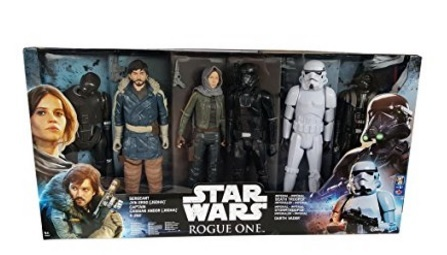 Action figure del film star wars rogue one gadgets