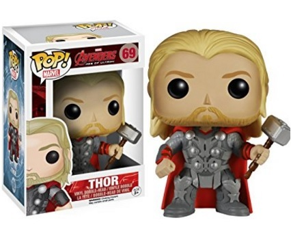 Thor Gadgets Pupazzo Marvel