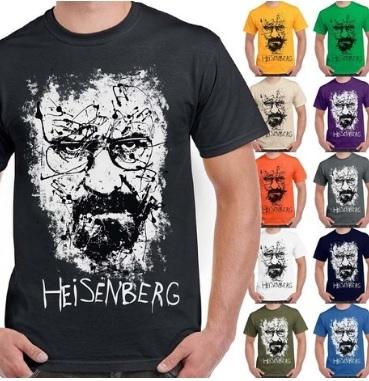 T Shirt Di Walter White Della Serie Tv Breaking Bad