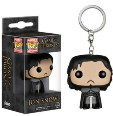 Portachiavi Di Jon Snow Trono Di Spade