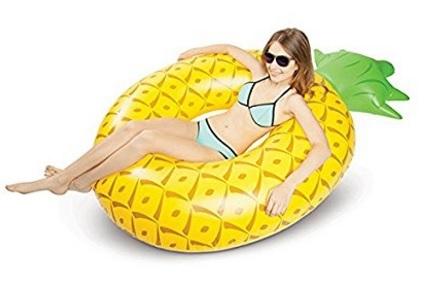 Galleggiante A Forma Di Ananas