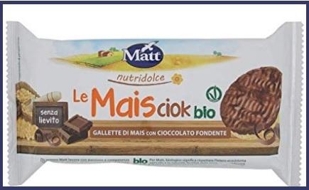 Gallette Cioccolato Fondente