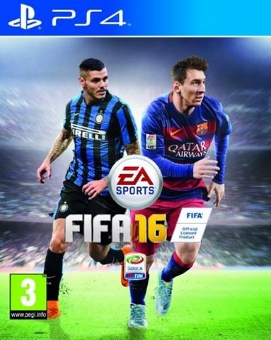 Il Miglior Gioco Di Calcio Per Ps4 Fifa 16