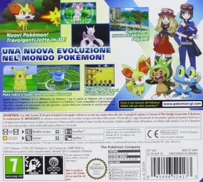 Nuova Avventura Per I Mitici Pokemon