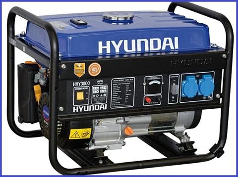 Generatore di corrente 5 kw 380 volt