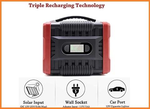 Generatore di corrente solare con pannello
