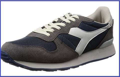 Sneakers zen age scamosciata vesuvio