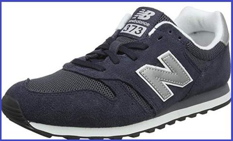 Sneakers new balance scamosciata