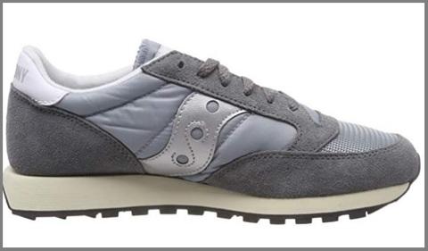 Sneakers saucony scamosciata