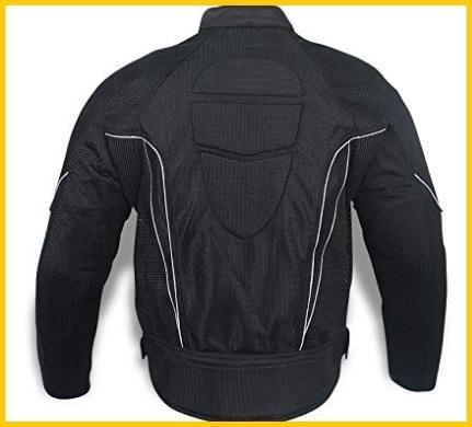 Giacca Moto Uomo Con Protezioni