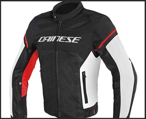 Giacca In Pelle Dainese Uomo