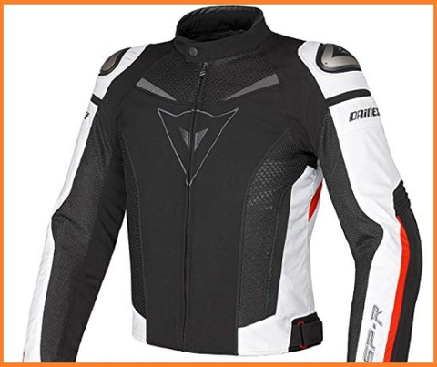 Giacca In Pelle Estiva Dainese