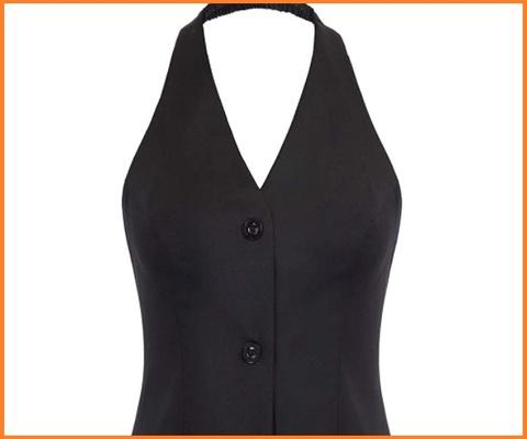 Gilet donna elegante blazer