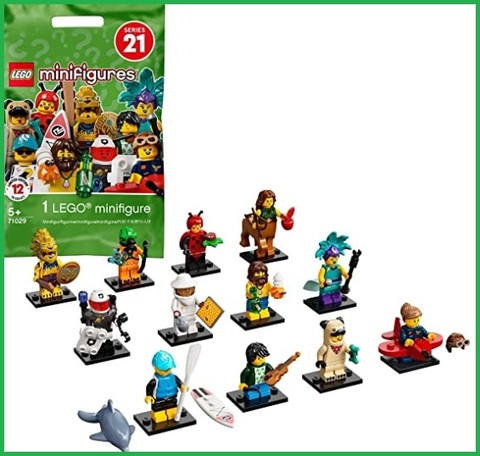 Giocattoli collezione lego