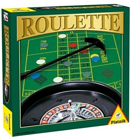 Roulette gioco professionale con tappeto verde