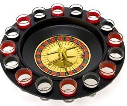 Roulette Con Shottini Da Bere Gioco