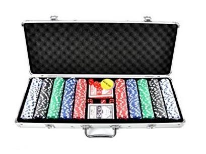 Valigetta Completa Con Fiches Per Poker