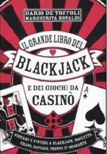 Libro Interessante Per Il Black Jack E Giochi Casinò
